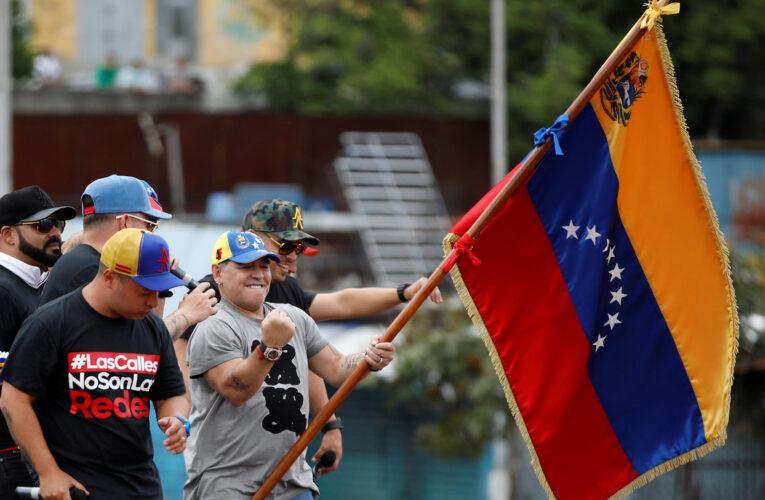 Venezuela y otros 6 países deben dar información sobre bienes y cuentas de Maradona