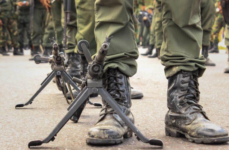 Confirman muerte de ocho soldados en Apure