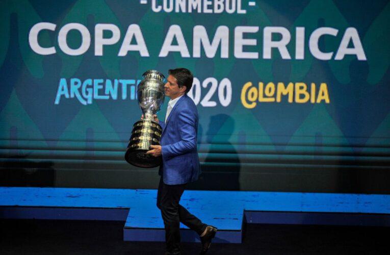 Brasil será sede de la Copa América 2021