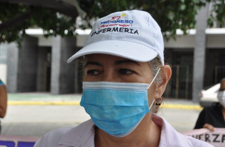 Presidenta del Colegio de Enfermería de La Guaira dio positivo al covid
