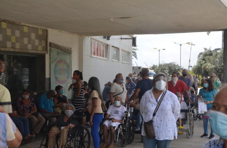 Gessen: Plan de vacunación en La Guaira era extremadamente necesario