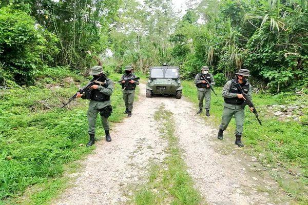 Fundaredes denuncia que disidentes secuestraron a 6 militares