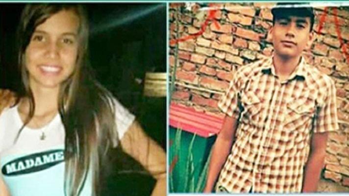 Asesino de los dos adolescentes asistió al velorio, entierro y rezos