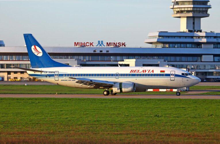 UE sanciona a Bielorrusia por caso de avión interceptado