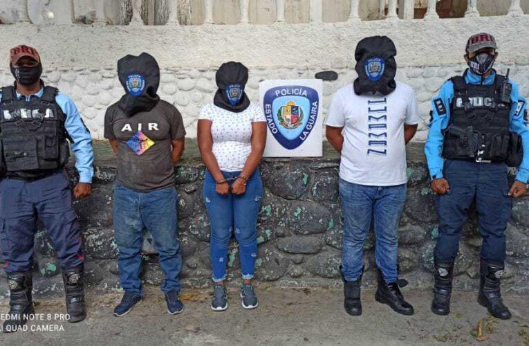 Preso militar por compra de guayas robadas en Naiguatá