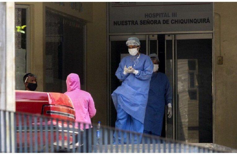 Aumentan a 566 los trabajadores de salud muertos por covid