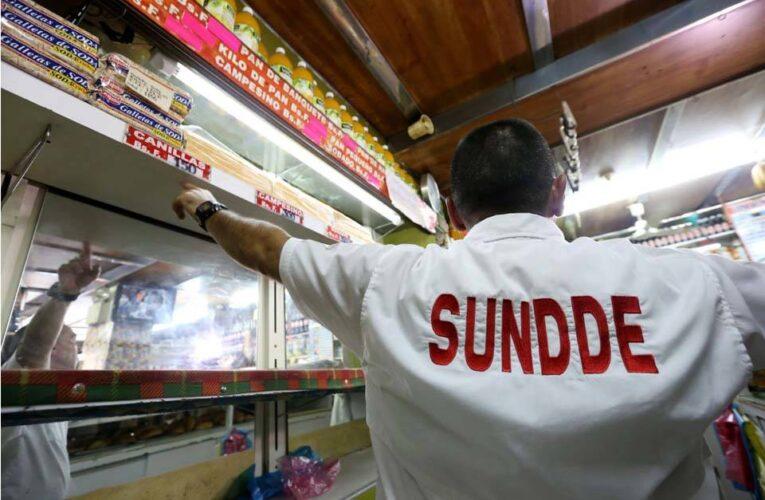 Sundde fiscalizó más de 1.800 comercios en abril