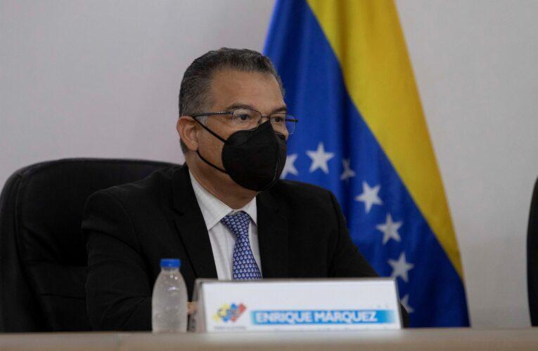 Rector Márquez a Diosdado Cabello: Solo cumplo con mi deber