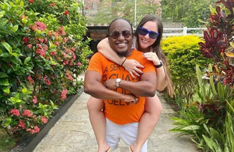 Coquito y su esposa disfrutan su luna de miel en Los Roques