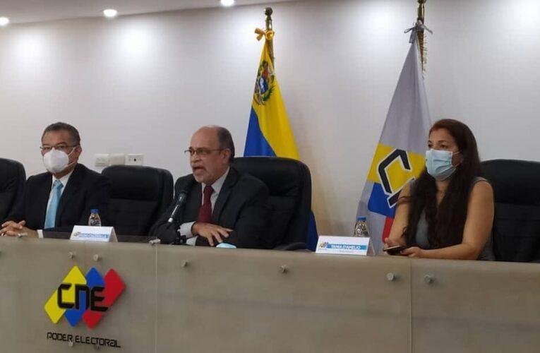 CNE habilita a la MUD para las elecciones del 21N