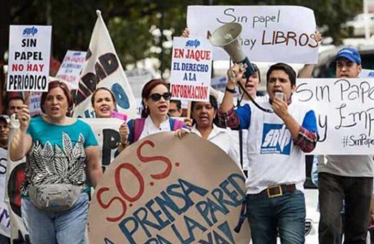 ONG registró 36 violaciones a la libertad de expresión en mayo