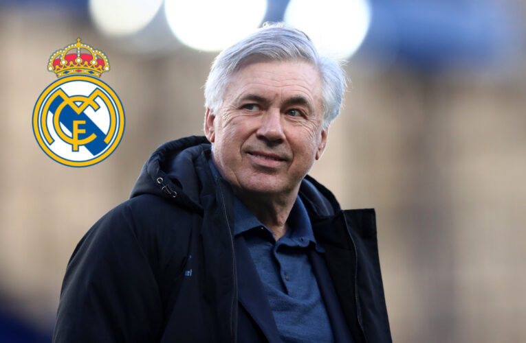 Real Madrid anuncia el regreso de Carlo Ancelotti