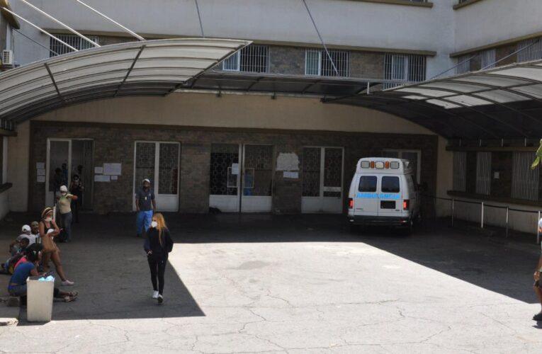 Herido septuagenuario que chocó frente a la Casa Guipuzcoana
