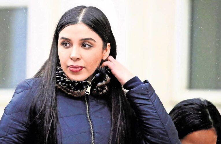 Esposa del Chapo se declaró culpable de narcotráfico