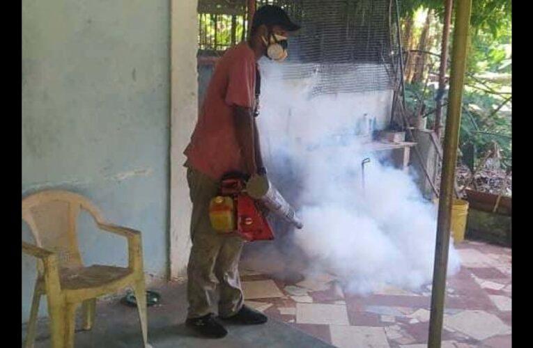 Van 4 recuperados de malaria y se ha vacunado 80% de Caruao