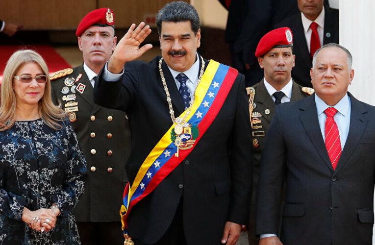 EEUU exime de sanciones al gobierno de Maduro