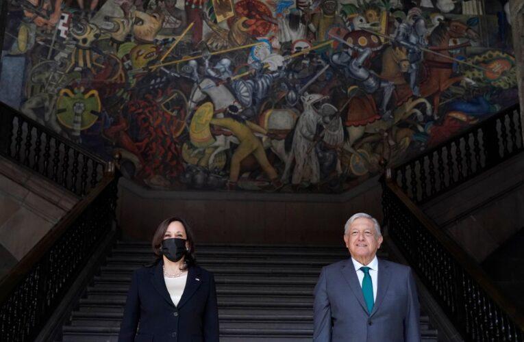 Harris y AMLO: Apuestan a fortalecer la economía para frenar la migración