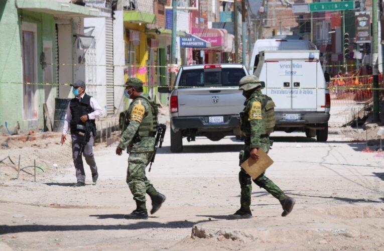 Matan a 15 civiles en ataques de carteles en México