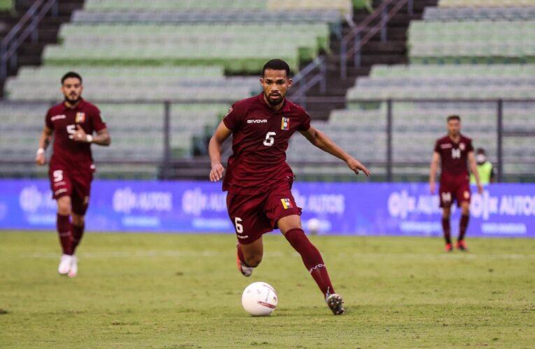 Yangel sufre una fractura y se despide de la Copa América