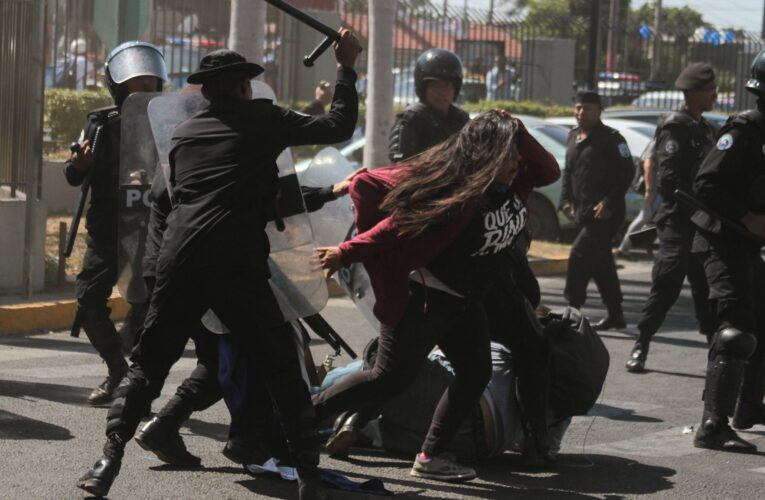 SIP entrega informe sobre Nicaragua a CIDH
