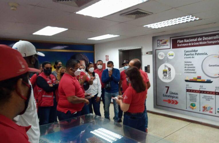 Denuncian que Bolipuertos entrega espacios a empresas privadas