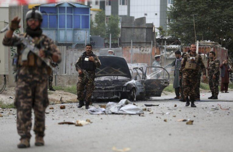 Kabul es atacada con cohetes durante celebración del Eid al-Adha