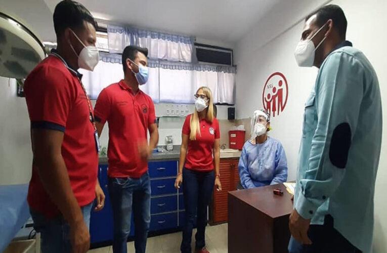 Rehabilitado ambulatorio del IVSS en Naiguatá