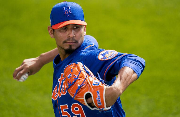Carrasco cerca de volver con los Mets