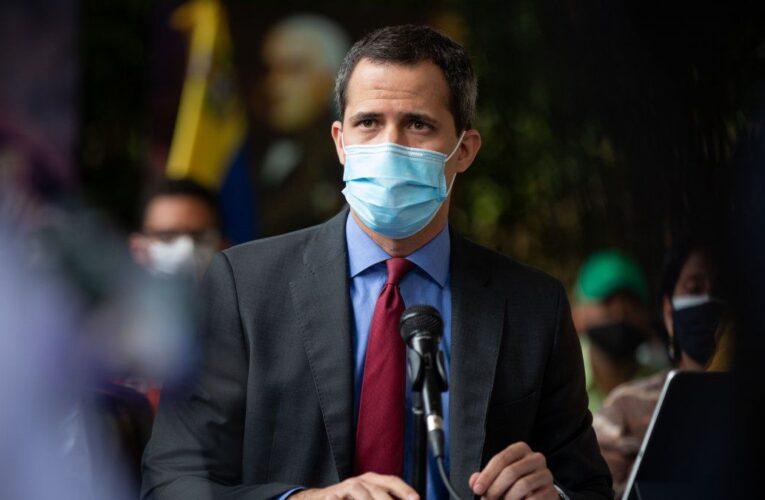 Guaidó evaluará participar en las elecciones si se cumplen los estándares de la UE