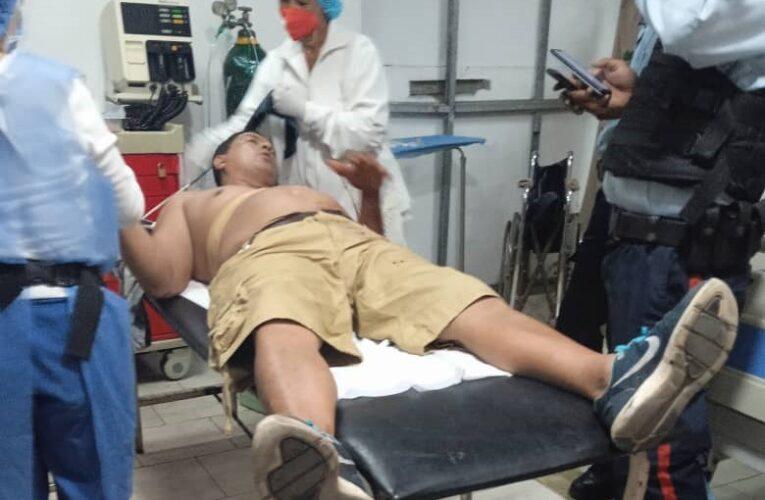 Casi muere tras ser apuñalado en Zamora