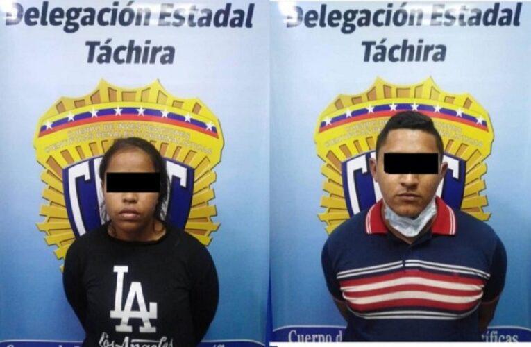 Detienen a sobrina del Vampi cuando intentaba huir a Colombia