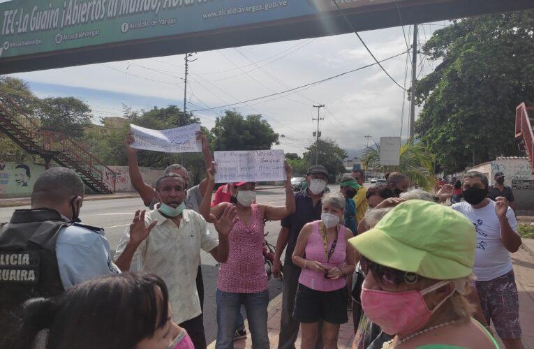 Protestan porque 500 familias llevan 50 días sin agua en Pariata
