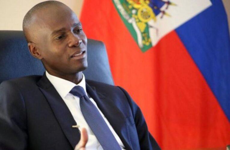 Asesinan al presidente de Haití en su residencia