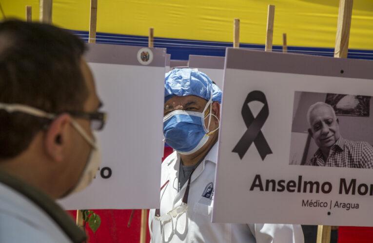 Médicos Unidos registra el deceso de 8 sanitarios por covid en 7 días