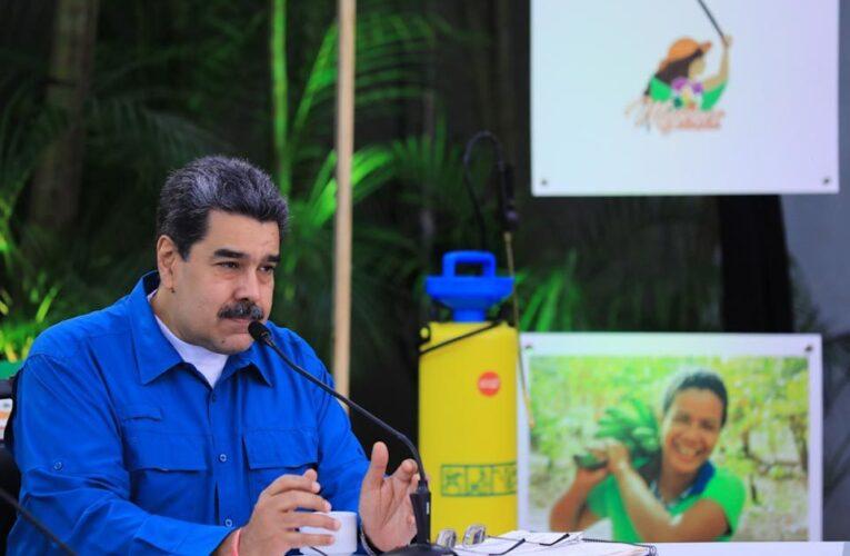 Maduro exigió al Covax mandar las vacunas o devolver el dinero
