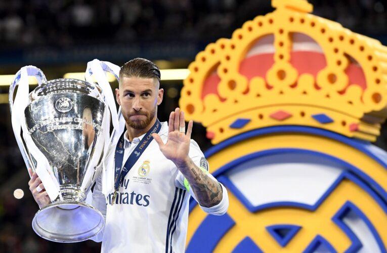 Sergio Ramos pacta con el PSG por dos años