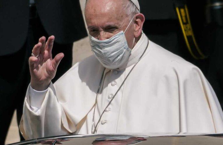 Papa llama al cese de la violencia en Haití
