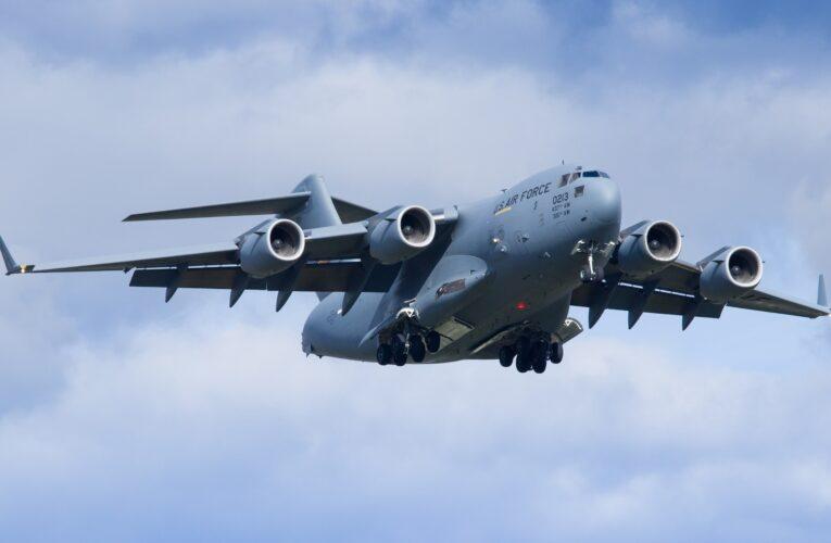 FANB: Avión militar de EEUU violó espacio aéreo nacional