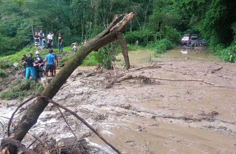 Más de 20.000 afectados por lluvias en Colombia