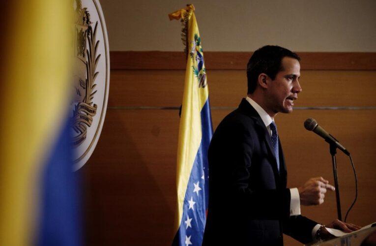 Guaidó emitió alerta internacional ante acusaciones del gobierno