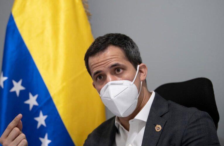 Guaidó exigió la liberación del equipo de Fundaredes