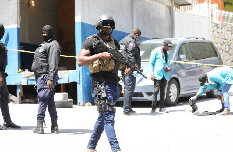 Haití: Abatidos cuatro presuntos asesinos de Moise