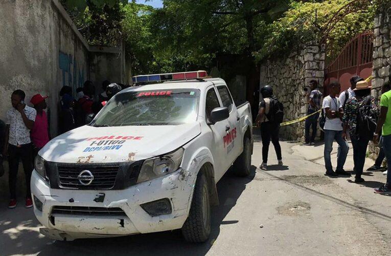Capturan a presunto autor intelectual del magnicidio en Haití