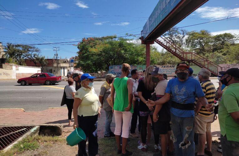 Dos protestas por agua en menos de una semana en Pariata