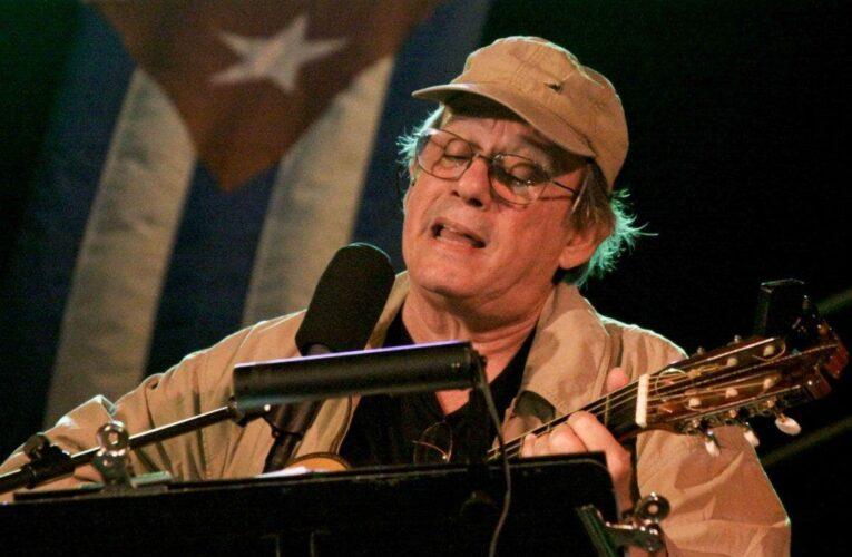 Cuba: Silvio Rodríguez pide libertad para detenidos en las protestas