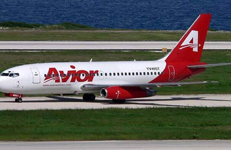 Aerolíneas venezolanas cancelan ruta Maiquetía-Cancún