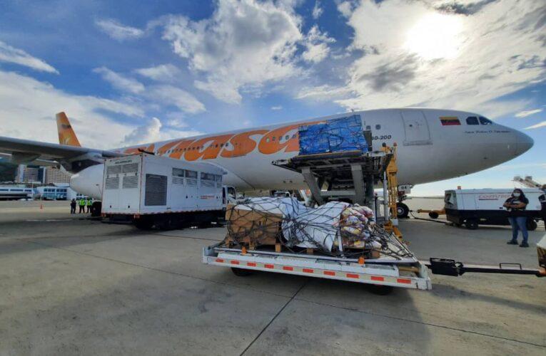 Venezuela donó 30 toneladas de alimentos y medicinas a Haití