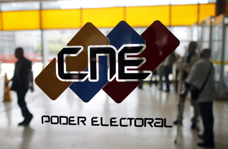 CNE prorrogó el período de postulaciones hasta el 1-S