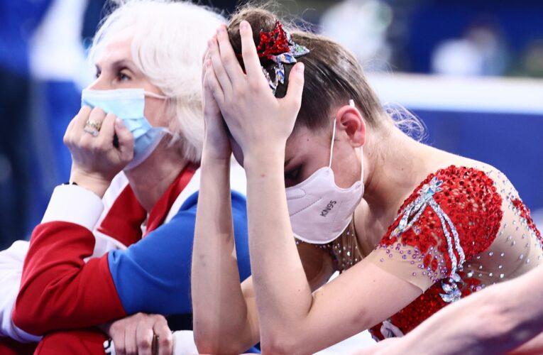 Funcionaria de Putin amenazó a los jueces por no darle oro a gimnasta rusa