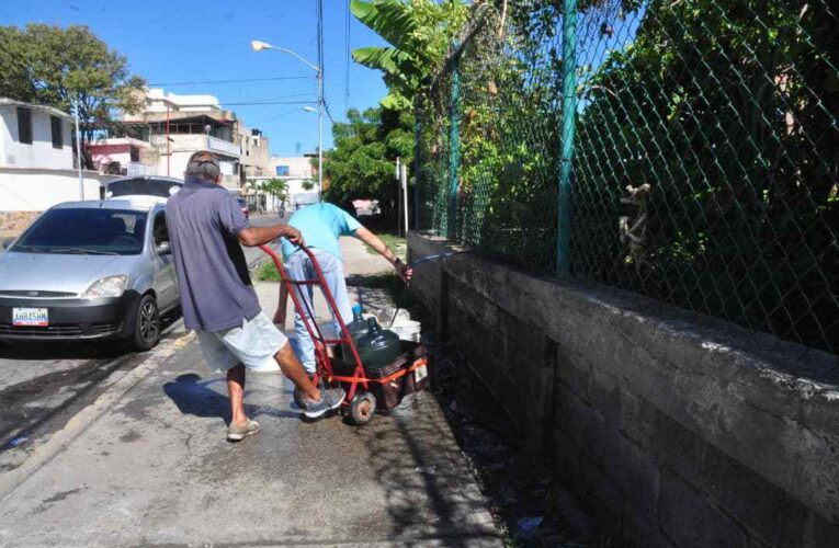 Dos meses sin agua tienen 150 familias del bloque 2 de la Páez